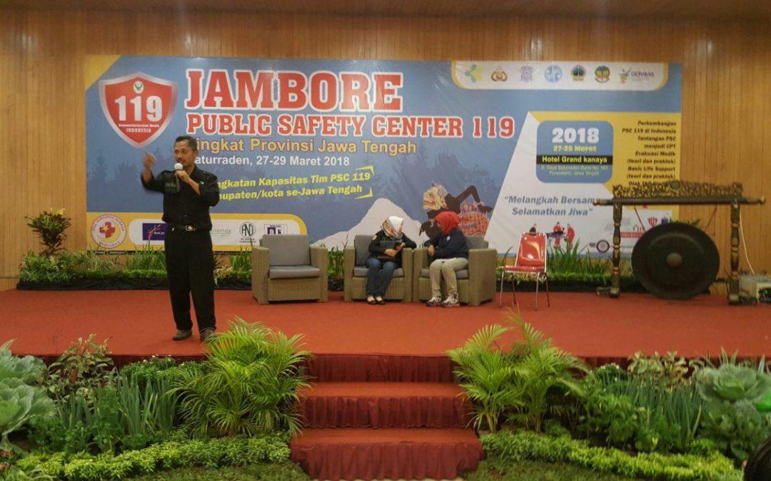 Peningkatan Kapasitas Tim Psc 119 Kab / Kota Di Jawa Tengah